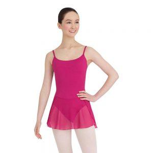 Dansdräkt med kjol MC150 Capezio