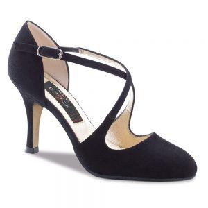 Tanja LS hård lädersula Nueva Epoca Dansskor