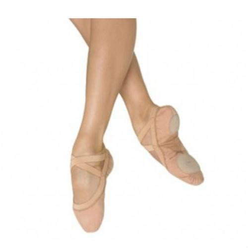 Balettskor Pro Elastic S0621 Bloch
