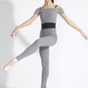 Stickade leggings Capezio 11382W