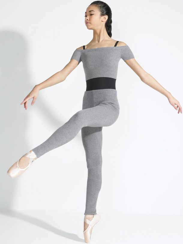stickade leggings dam
